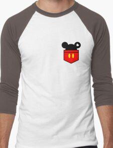 [Men] Mickey's Love Men's Baseball ¾ T-Shirt