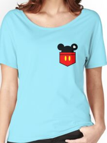 [Men] Mickey's Love Women's Relaxed Fit T-Shirt