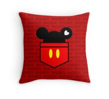 [Men] Mickey's Love Throw Pillow