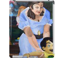 Brain Children #2 - Mary Shelley  iPad Case/Skin