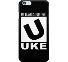 Uke rating iPhone Case/Skin