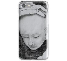 The Clumsy Touch of Fear iPhone Case/Skin