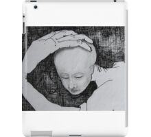 The Clumsy Touch of Fear iPad Case/Skin
