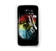 Omar Little - Oh Indeed (Rainbow) - Cloud Nine Edition Samsung Galaxy Case/Skin