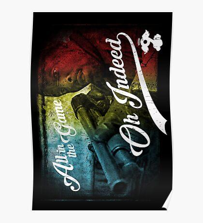 Omar Little - Oh Indeed (Rainbow) - Cloud Nine Edition Poster