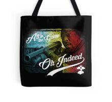 Omar Little - Oh Indeed (Rainbow) - Cloud Nine Edition Tote Bag
