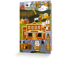 One Of A Kind greeting card Greeting Card
