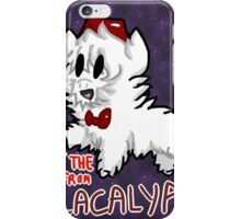 Dr.  who alpacalypse iPhone Case/Skin