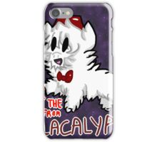 Dr.  who alpacalypse iPhone Case/Skin