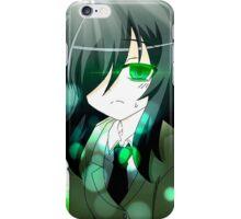 tomoko kuroki iPhone Case/Skin
