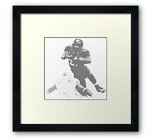 Running Back Collection Framed Print