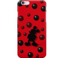Mickey Mouse Polka iPhone Case/Skin