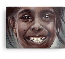 a great smile Metal Print