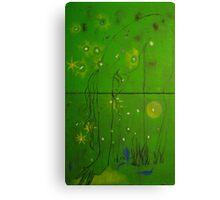 Green Goddess Canvas Print