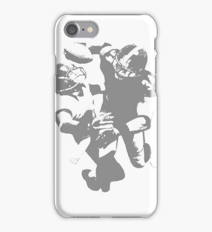 Touchdown Football Player Collection iPhone Case/Skin