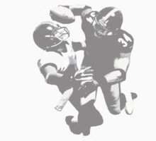 Touchdown Football Player Collection by bennetthuskers