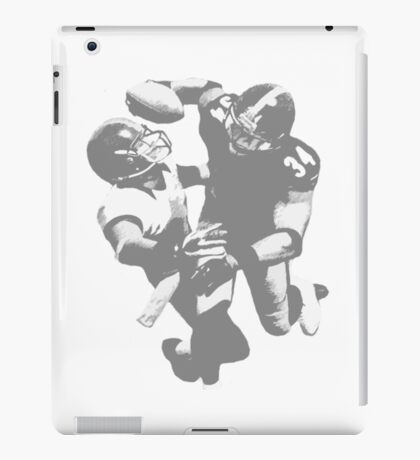 Touchdown Football Player Collection iPad Case/Skin