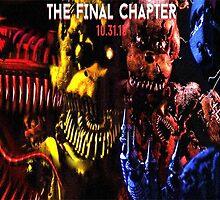 The final Chapter FNAF by Artbyhayden