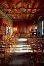 The Chapel Royal, Falkland Palace by Christine Smith