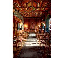 The Chapel Royal, Falkland Palace Photographic Print