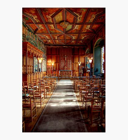 The Chapel Royal, Falkland Palace Photographic Print