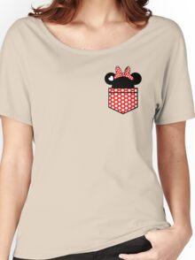 [Women] Minnie's Love Women's Relaxed Fit T-Shirt