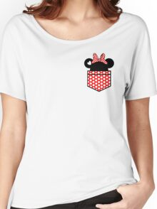 [Women] Minnie's Love Women's Relaxed Fit T-Shirt