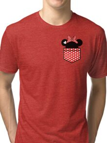 [Women] Minnie's Love Tri-blend T-Shirt