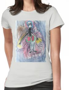 Mister Man Womens Fitted T-Shirt