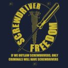 Screwdriver Freedom by Peter Simpson