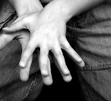 hold hands.. little hands<3 by Hazel phillips