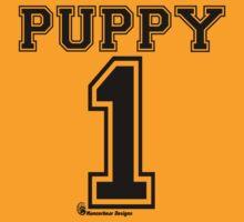 Puppy 1 by MancerBear by mancerbear