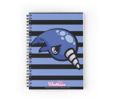 Owen the Narwhal Spiral Notebook