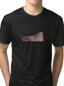 Alex Delarge eyes 1 Tri-blend T-Shirt