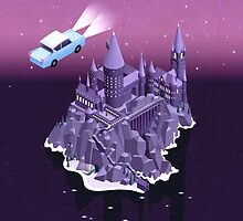 Hogwarts series (year 2: the Chamber of Secrets) by Tanguy Leysen