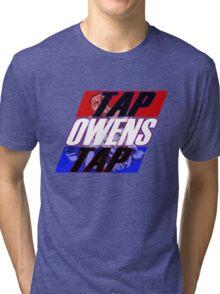 Tap Owens Tap (Alternate) Tri-blend T-Shirt