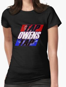 Tap Owens Tap (Alternate) Womens Fitted T-Shirt