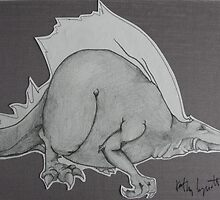 Dinosaur by FNART