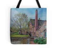 Mill in Stow on the Wold Tote Bag