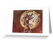 Kid Skull Greeting Card