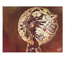 Kid Skull Photographic Print