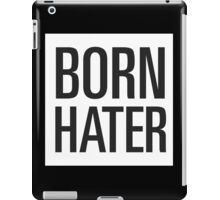 born hater epik high iPad Case/Skin