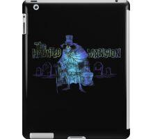 Haunted Mansion Disneyland Hatbox Ghost Disney iPad Case/Skin