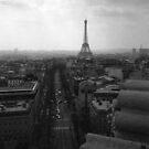 Paris by April  West