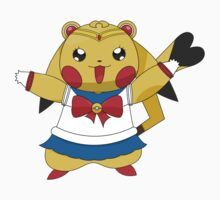 Sailor Pikachu One Piece - Short Sleeve