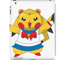 Sailor Pikachu iPad Case/Skin