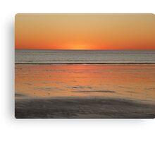 Cable Beach Canvas Print