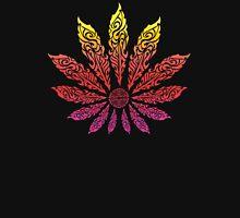 Feather Flower: Neon Sun Tank Top