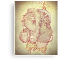 Kazooies and Banjos Canvas Print