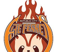 Republic City Fire Ferrets by razzan
